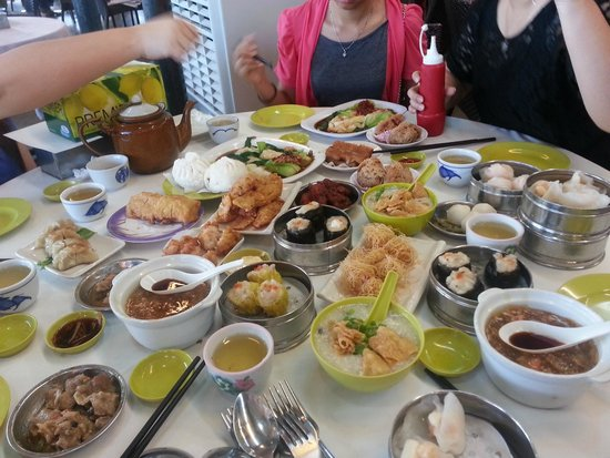Morning Provide Dim Sum Picture Of Bali Hai Seafood Market