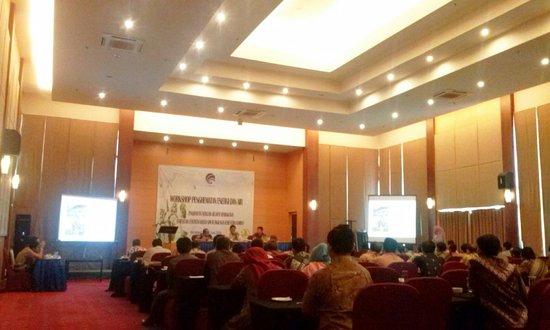 Serela Riau Bandung : Ballroom 3rd floor