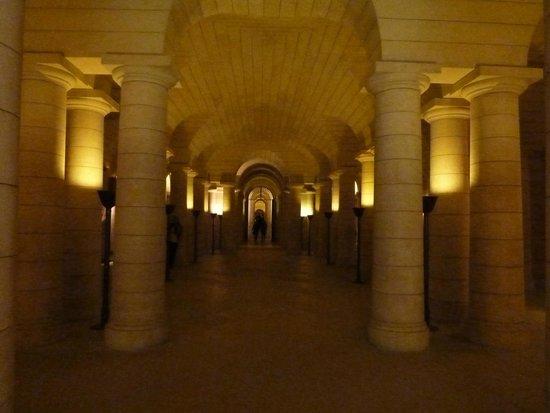Panthéon: Pantheon crypt