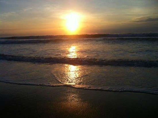 Beach Island Resort : Sunrise take 2