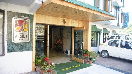 Hotel Angel's Inn: Entrance View