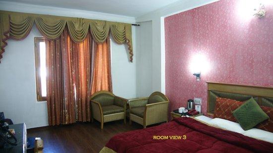 Hotel Angel's Inn: Room View