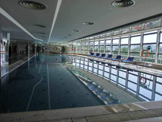 Beijing Marriott Hotel City Wall : Swimming pool