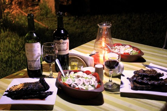 La Confianza Restaurante : Festival de carnes a la parrilla