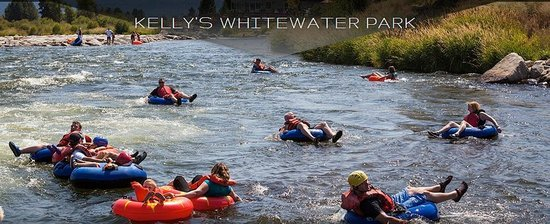 Ashley Inn : Float down the Payette River.  It starts N of the Inn and ends to the S of the inn.