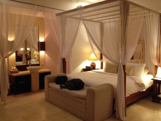 The Mansion Resort Hotel & Spa : Bed