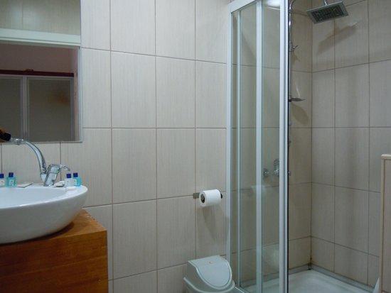 New Pera Hotel: Restroom