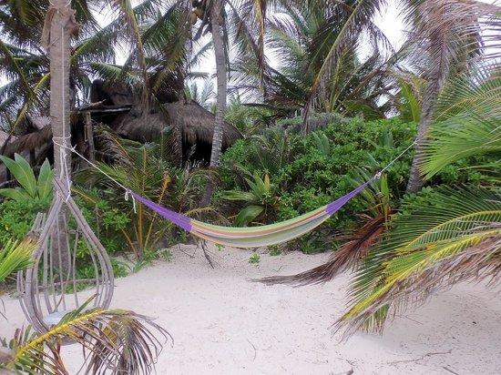 Cabanas La Luna: Beach 3
