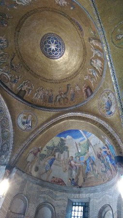 Markusdom (Basilica di San Marco): St Mark's Basilica and Treasure+Relic Room