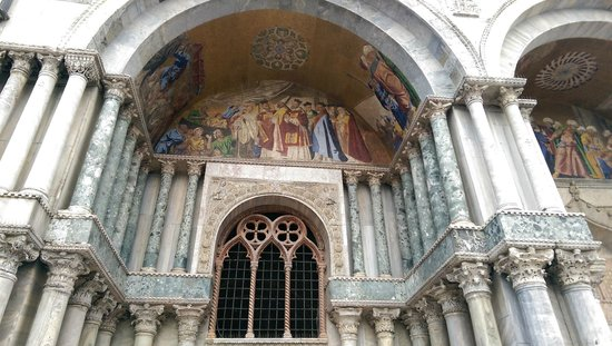 Basílica de San Marcos: St Mark's Basilica and Treasure+Relic Room