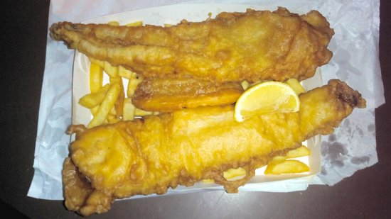 Green Forest Fish & Chips
