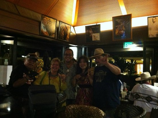 Outrigger Reef Waikiki Beach Resort: I will one day return to the Kani Ka Pila Grille!