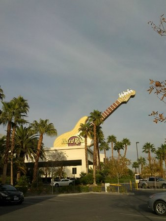 Hard Rock Hotel and Casino: Entrance
