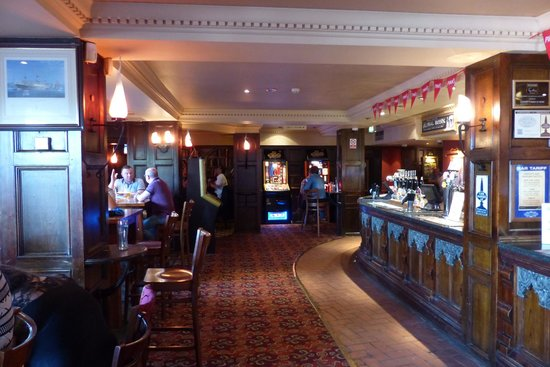 The Liberty Bounds - pub near Tower of London