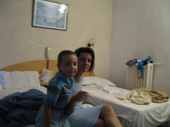 Hotel Saint Gothard: 1