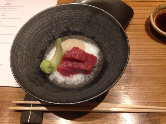 Photo of Japanese Restaurant Kusakabe at 584 Washington Street, San Francisco, CA 94111, United States