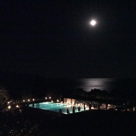 Doryssa Seaside Resort: Doryssa al chiaro di luna