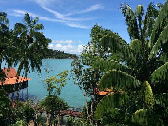 Berjaya Langkawi Resort - Malaysia : View from balcony