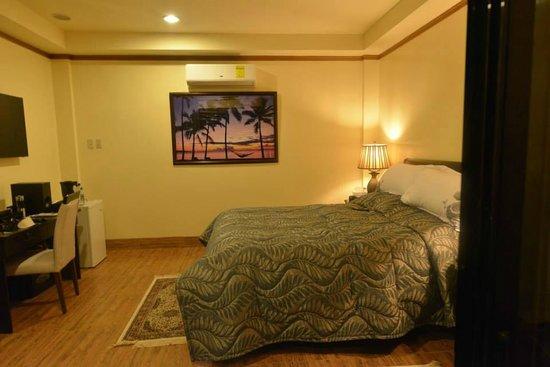 Voda Krasna Beach Resort: suiteroom