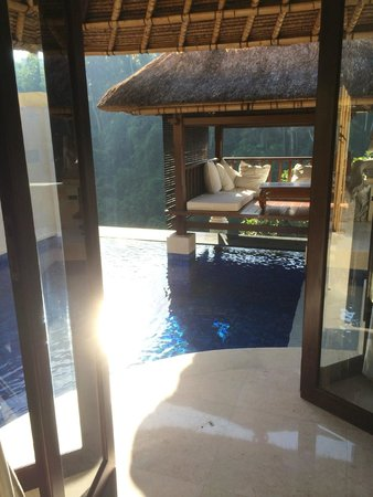 Viceroy Bali: Room with pool and private cabana