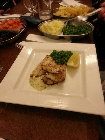 Stables View: Seabass