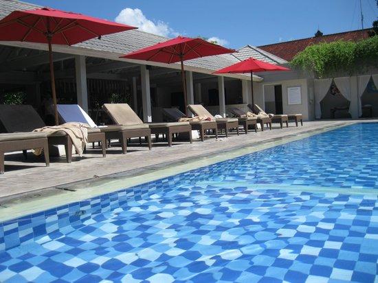 Dewi Sri Hotel : Pool
