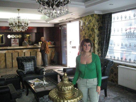 Grand Liza Hotel: 2
