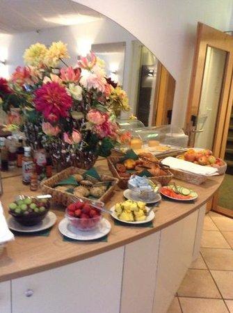 Hotel Fita: desayuno