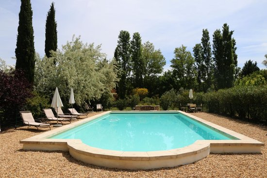 Le Clos Des Freres Gris : mooi zwembad