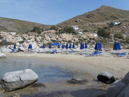 Taverna Anemos: Place de Kolymbithres