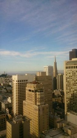 The Westin St. Francis San Francisco on Union Square: rooftop view 2