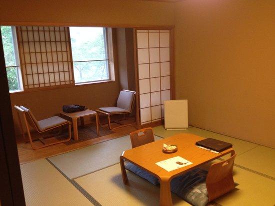 Jozankei Daiichi Hotel Suizantei: 客室