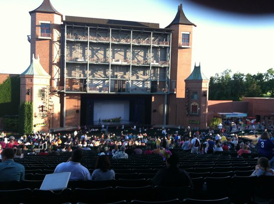Starlight Theatre: Not a bad seat in the house