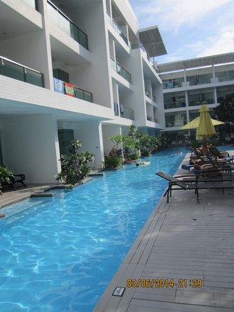 The Old Phuket: Serene Pool