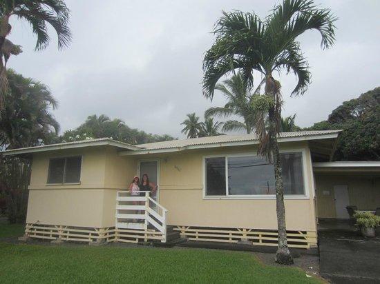 Hana Accommodations: The three bedroom bungalow
