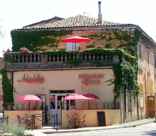 Brignoles, Frankrike: Aladin