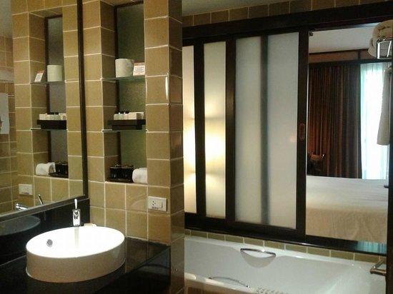 Siam Bayshore: Bath room