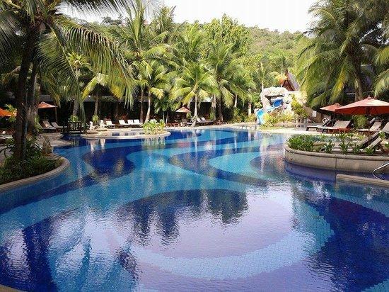 Siam Bayshore: Pool