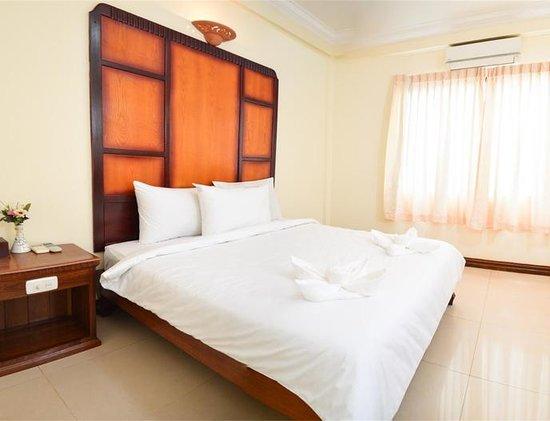 Champey Villa: Double Room
