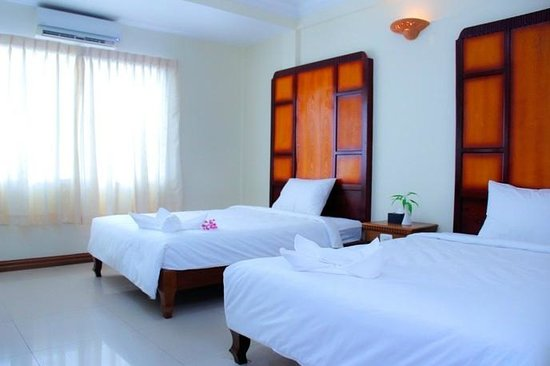 Champey Villa: Twin Room