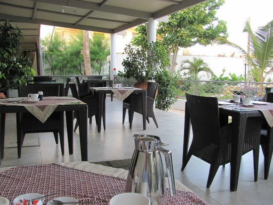 La Residence Dakar: Dining area