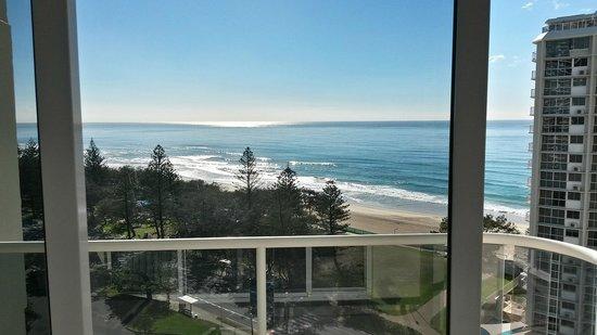 Xanadu Holiday Resort: View from bedroom