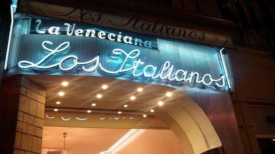 Heladeria los Italianos: Heladería Los Italianos (Granada)