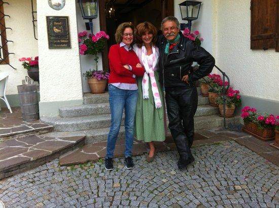 Seehotel Enzian: Freundliches Personal