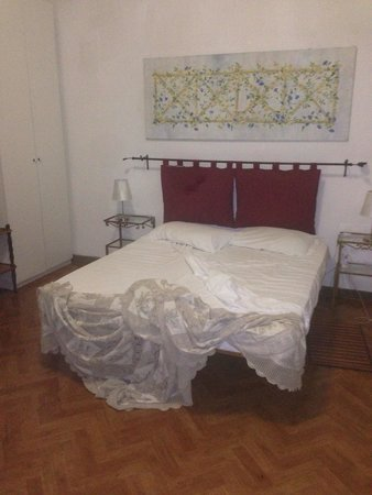 Bed & Breakfast Leone IV: Camera rossa