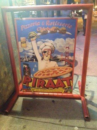Piraat Pizzeria & Rotisserie