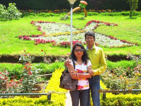 Sinclairs Retreat Ooty: Rose Garden