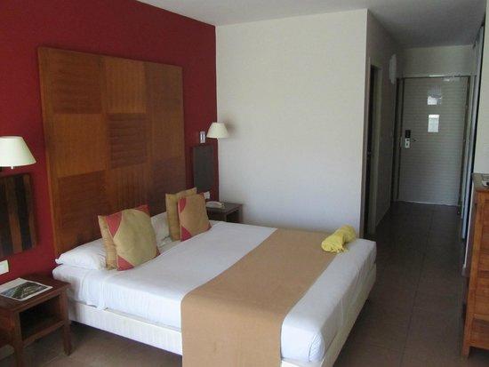 Hotel Le Recif: Bed