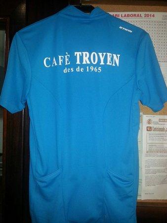 Bar Troyen: Equipo Ciclista TROYEN