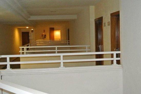 Guayarmina Princess Hotel: Route to Junior Suite room 350